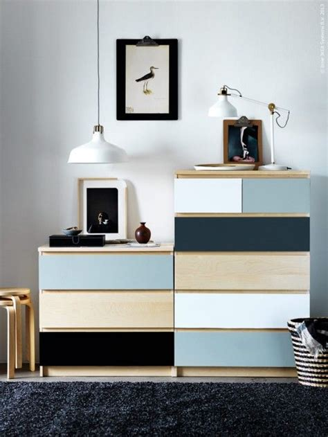 malm dresser painted paint ikea malm dresser in new colors photo by nina