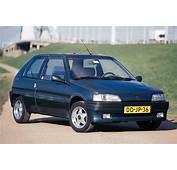 Peugeot 106 XR 14i Manual 1994  1995 75 Hp 3 Doors