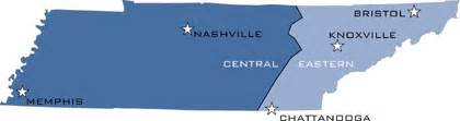 Tn Time Zone Map by Maps Tn Entertainment Commission Tennessee