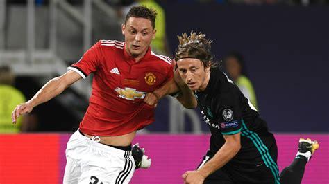 Jam Manchester United Matic Merah nemanja matic nantikan gelontoran gol romelu lukaku