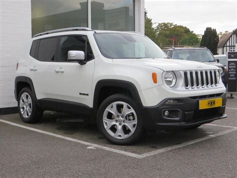 Jeep Financial Used 2016 Jeep Renegade 2 0 Mjet 140hp 4wd Auto Low