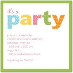 dots birthday invitations in white boatman geller