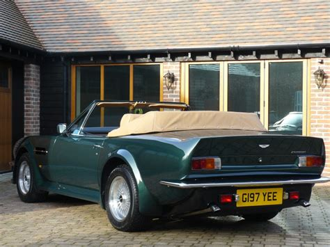 aston martin vantage volante for sale aston martin v8 vantage volante x pack for sale