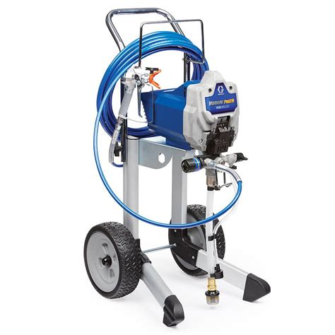 spray painter graco graco magnum x5 airless paint sprayer 262800 the home depot