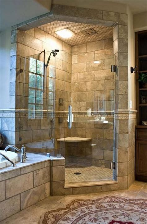 Big In Shower by 10 Tips For A Chic Small Bathroom
