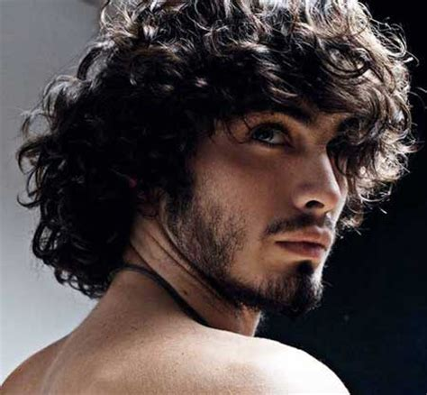 boys hair styles for thick curls hairstyles for men with curly hair mens hairstyles 2018