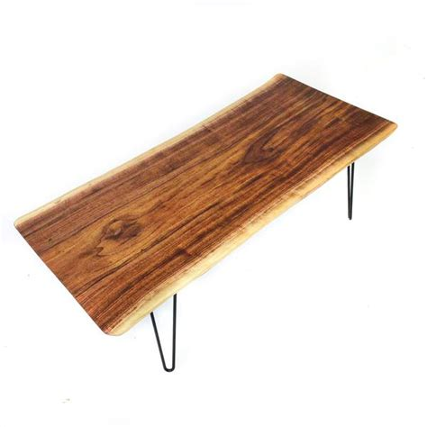 Live Edge Walnut Table by Live Edge Black Walnut Coffee Table Atomic Furnishing