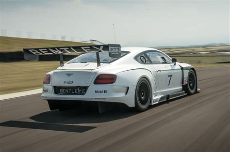 bentley rear bentley continental gt3 right rear view photo 14
