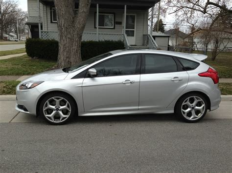 2014 Ford Focus St by 2014 Ford Focus St Silver Www Pixshark Images