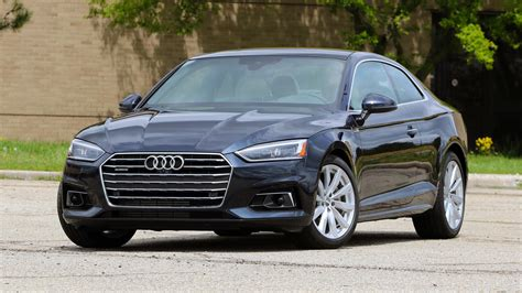 Audi A5 Review by 2018 Audi A5 Review Motor1 Photos