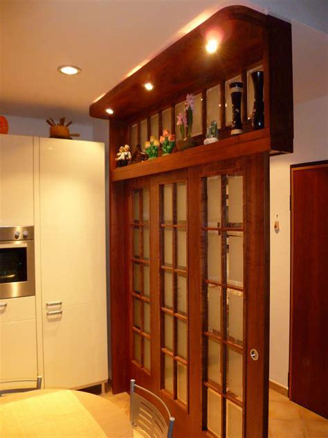 porta ciliegio porta in legno di ciliegio a e ante scorrevoli con vetri