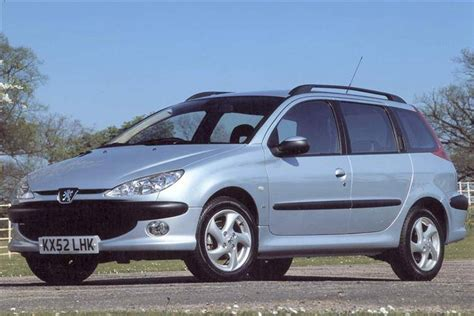 Peugeot 206 Sw 2002 2006 Used Car Review Car Review