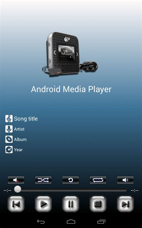 media player for android android apps on play