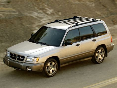 subaru forester 2000 2000 subaru forester reviews specs and prices cars com