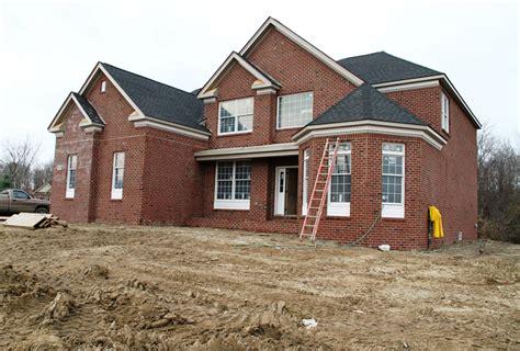 Home Exterior Design Michigan Exterior Design Project Wixom Michigan Archives