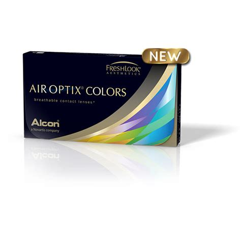 optix colors air optix colors family vision care