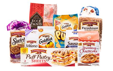 Pepperidge Farm pepperidge farm products