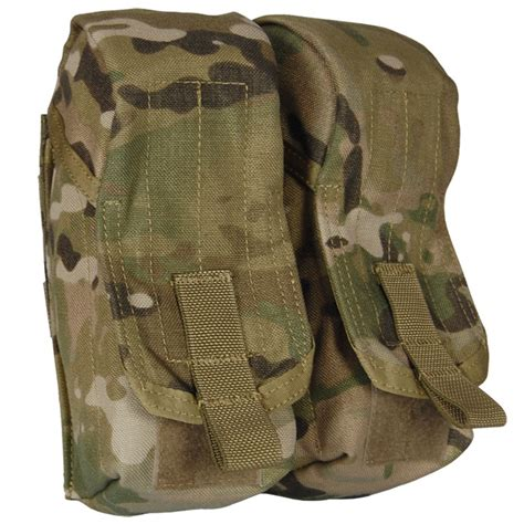 discount molle pouches flyye dual ak magazine pouch molle multicam magazine