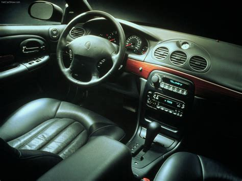 1999 Chrysler 300m Interior by Chrysler 300m 1999 Picture 08 1600x1200