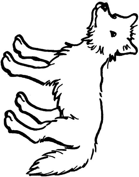 coyote coloring page coloring home