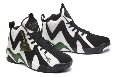 shawn kemp basketball shoes reebok kamikaze ii quot sonics quot official images