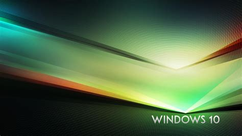 wallpaper windows 10 green download wallpaper 1920x1080 windows 10 theme green