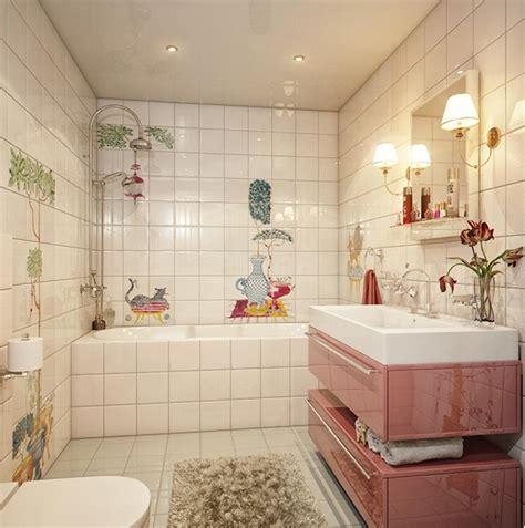 decorare baie modele de bai mici pentru copii idei amenajari bai