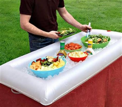 table top cooler for food salad bar buffet table ideal for easy