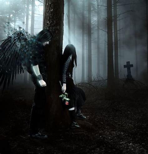 imagenes goticas de angeles tristes poes 237 as frases e im 225 genes g 243 ticas parte 3 taringa