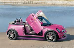 Cars Like A Mini Cooper Modified Pink Panther Mini Cooper Mini Coopers
