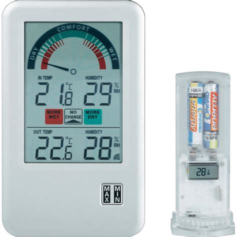 Thermohygrometer Tfa wireless thermo hygrometer tfa 30 3045 it from conrad electronic uk