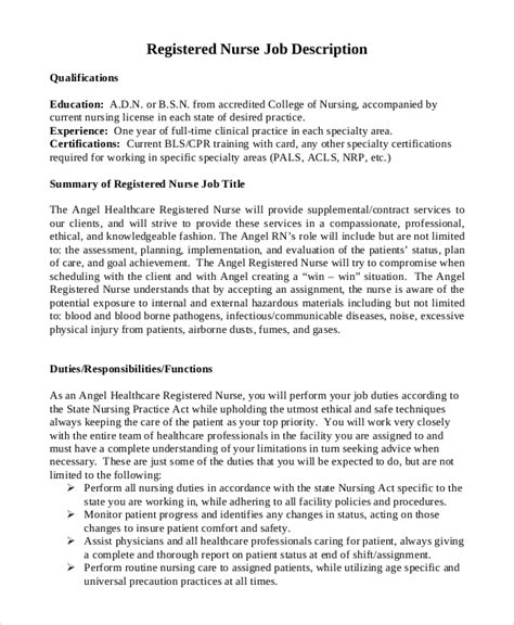 Sle Resume For Registered With No Experience experienced rn resume sle 28 images columbus nursing