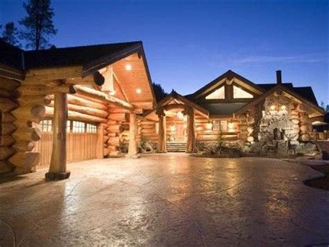mt shasta majestic retreat luxury log home w spectacular