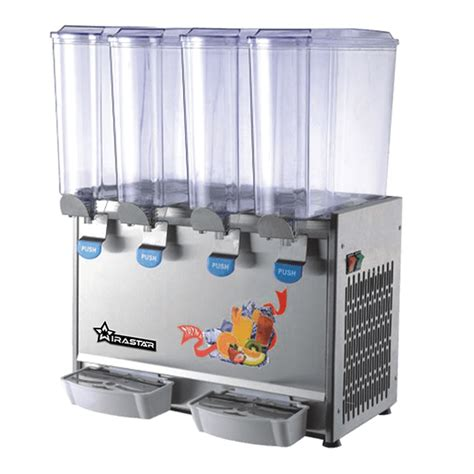 juice dispenser slim pl 432 mesin dispenser juice 4 bowl