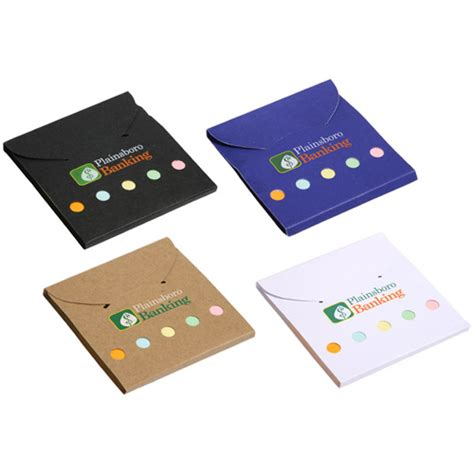 Notedo Pocket Notes Be Aware note cubes custom sticky notes promotional adhesive notes