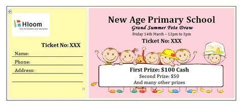 editable ticket template free 41 free editable raffle ticket templates free