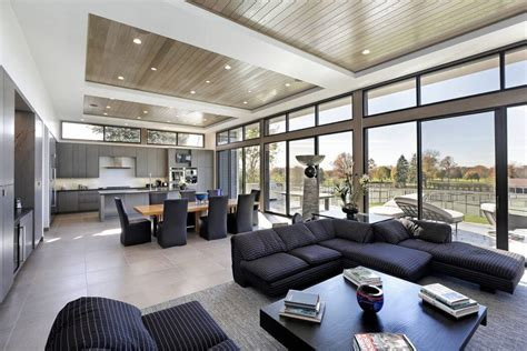 contemporary ranch modern ranch by raugstad homeadore