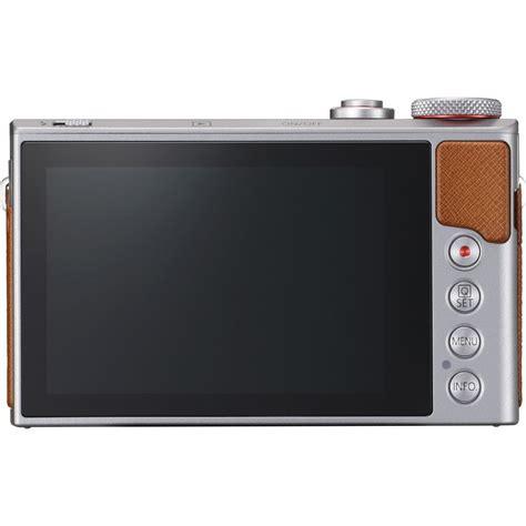 Canon Powershot G9x Ii Silver canon powershot g9x ii digital cameras silver
