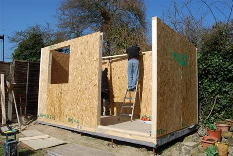 Soundproof Shed by Green Rooms Soundproof Garden Studios Garden Recording