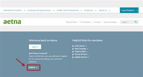 Your Secure Member Account Aetna | Download PDF Aetna Dental Login