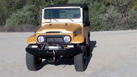 icon fj40 mayan sun fj40 icon turbo diesel fj40 for sale youtube