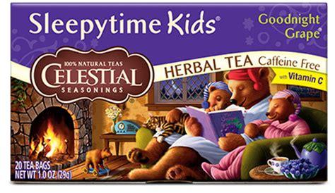 Sleepytime Detox by Celestial Seasonings Sleepytime Goodnight Grape