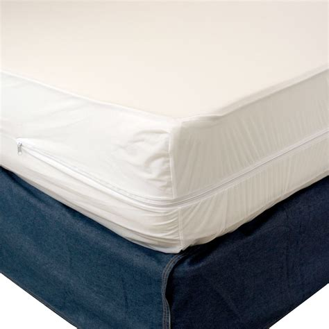 plastic bed covers duro med zippered plastic protective mattress king cover