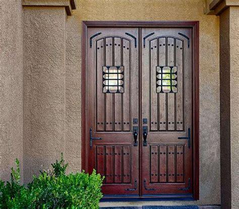 amusing double front doors for homes traditional exterior doors inspiring rustic exterior doors log cabin doors