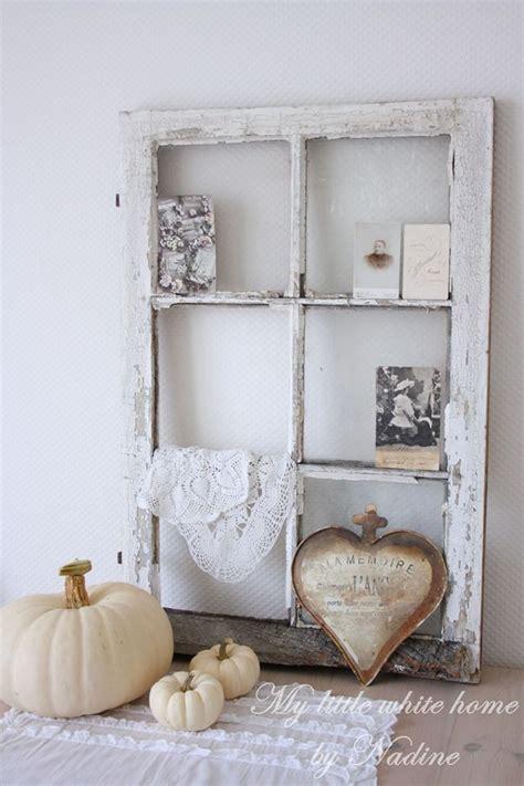 Herbst Deko Altes Fenster by 1000 Ideen Zu Alte Fenster Dekorieren Auf