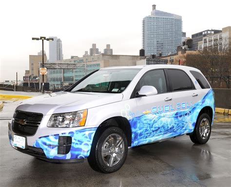 gm     commence fuel cell production gm