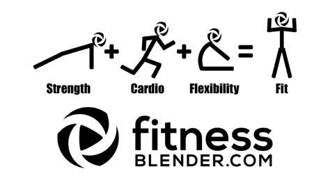fitness blender killer home workout week home total