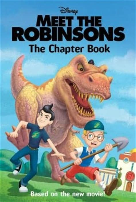 when we meet the is a books meet the robinsons by jones