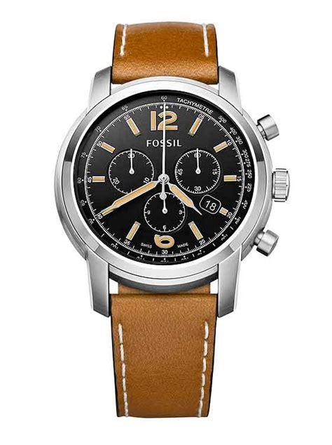 Seiko Kaz Chain For fossil swiss quartz chronograph fsw 7005 watchtime usa