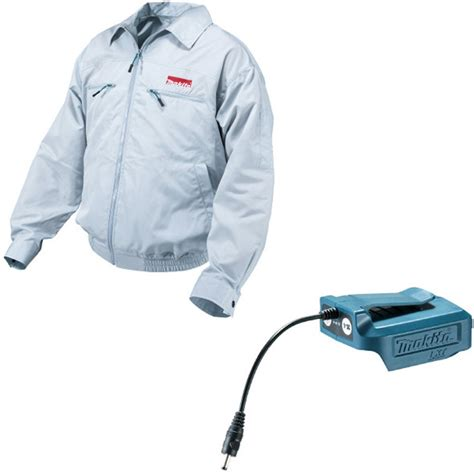 cooling coat makita 18v fan powered cooling jacket is exactly what it sounds like